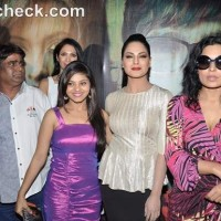 Veena Malik Music Launch of Zindagi 50-50
