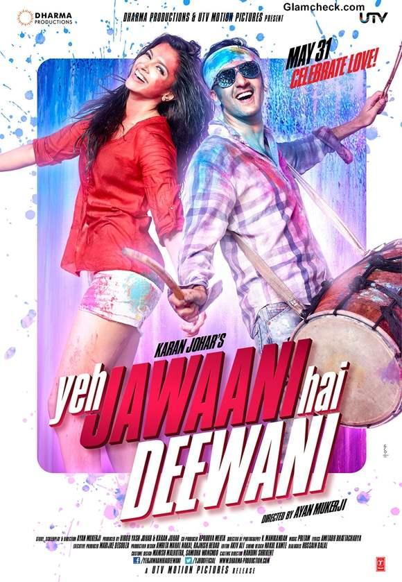 Wallpapers Yeh Jawaani Hai Deewani Posters