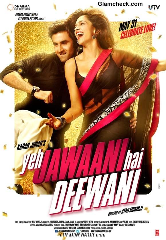 Yeh Jawaani Hai Deewani Posters 2013