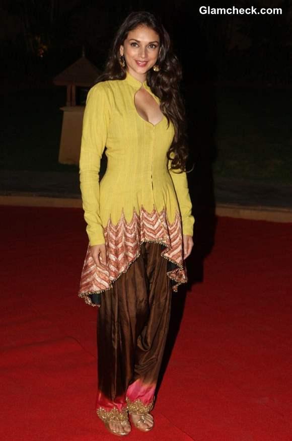 Aditi Rao Hydari at LOreal Paris Femina Women Awards 2013