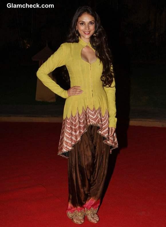 Aditi Rao Hydari in Ethnic outfit