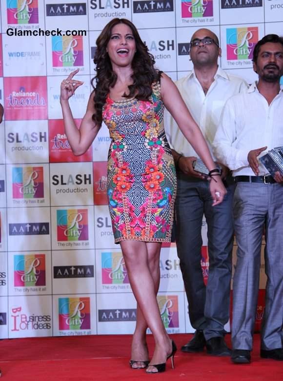 Bipasha Basu in dress