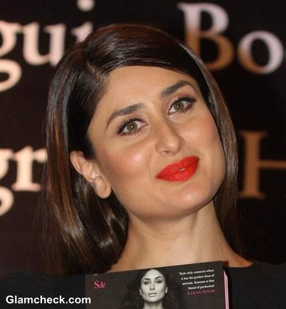 Bollywood Celeb Makeup Trend Orange Lips- Kareena Kapoor