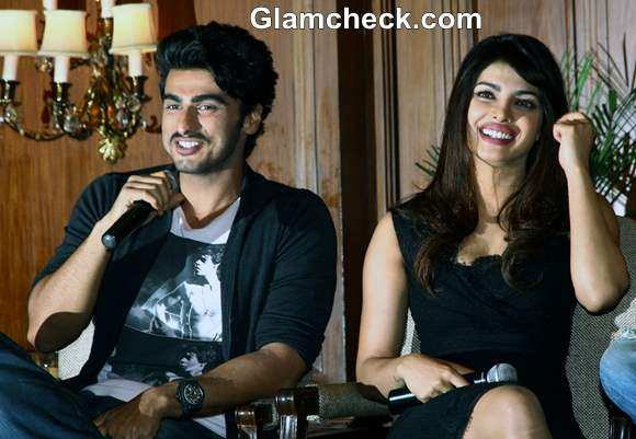 Cast of Gunday Promote Film in Kolkatta