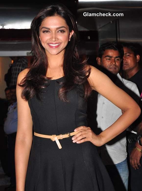 Deepika Padukone at Yeh Jawaani Hai Deewani Launch