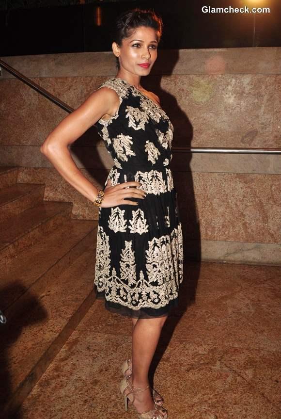 Freida Pinto at Lakme India Fashion Week Summer Resort 2013 - Day 2