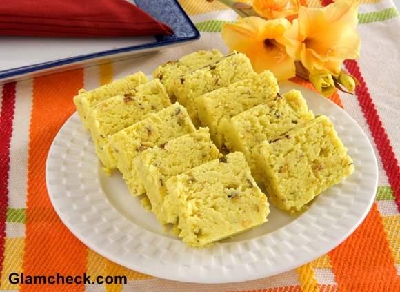 Holi sweets Barfi