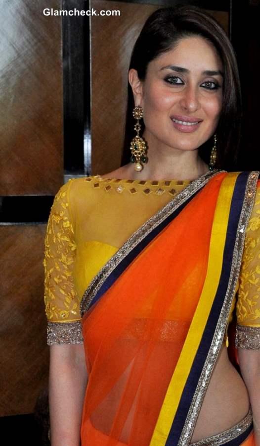 Kareena Kapoor in Sari 2013