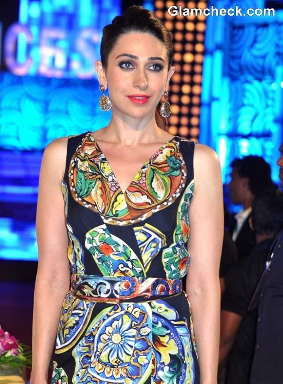 Karisma Kapoor Judges Indian Princess 2013 Grand Finale
