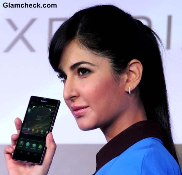 Katrina Kaif Launches Sony Xperia Z