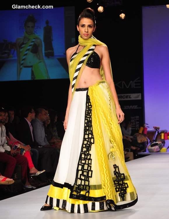 LFW Summer Resort 2013 Archana Kochhar show