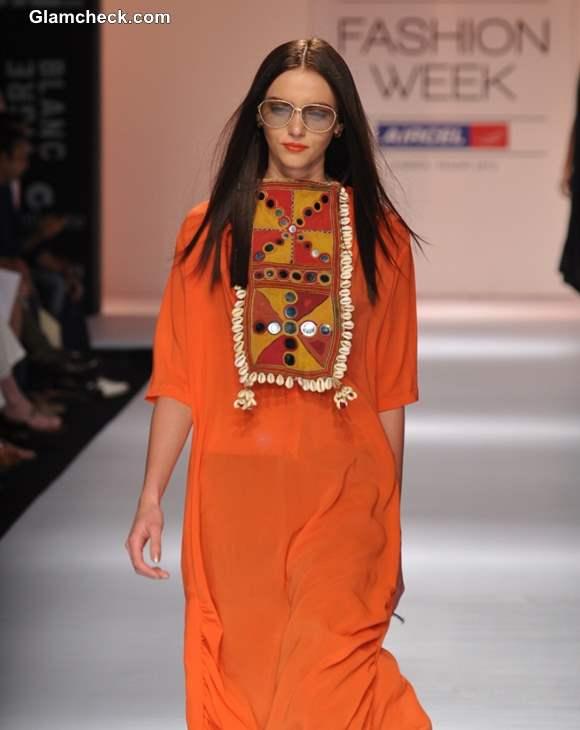 LFW Summer-Resort 2013 Asmita Marwa show