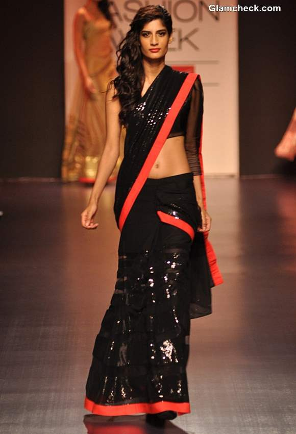 LFW Summer-Resort 2013 Manish Malhotra-2