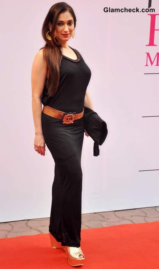 Lucky Morani at Ponds Femina Miss India 2013 Finale