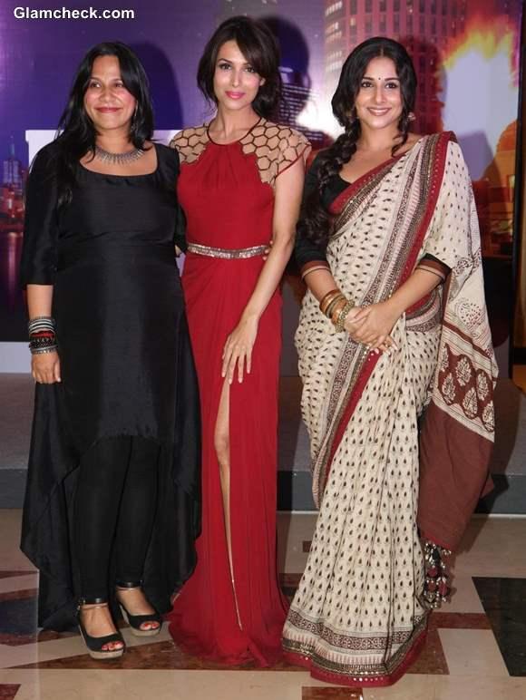 Malaika Arora Khan Vidya Balan at Indian Film Festival of Melbourne 2013