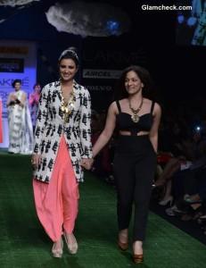 Masaba Gupta Collection at LFW Summer/Resort 2013 – Day 2