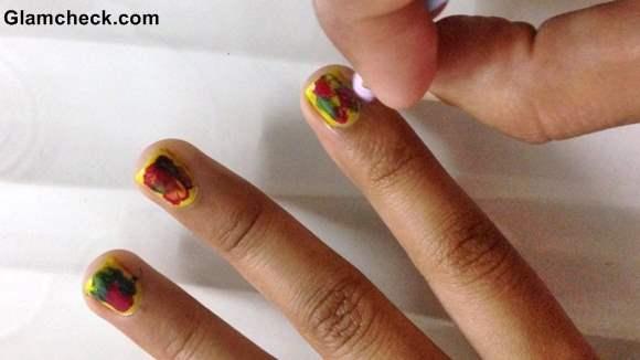Nail Art holi