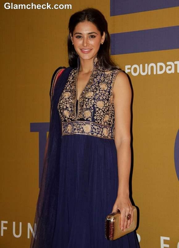 Nargis Fakhri traditional look 2013