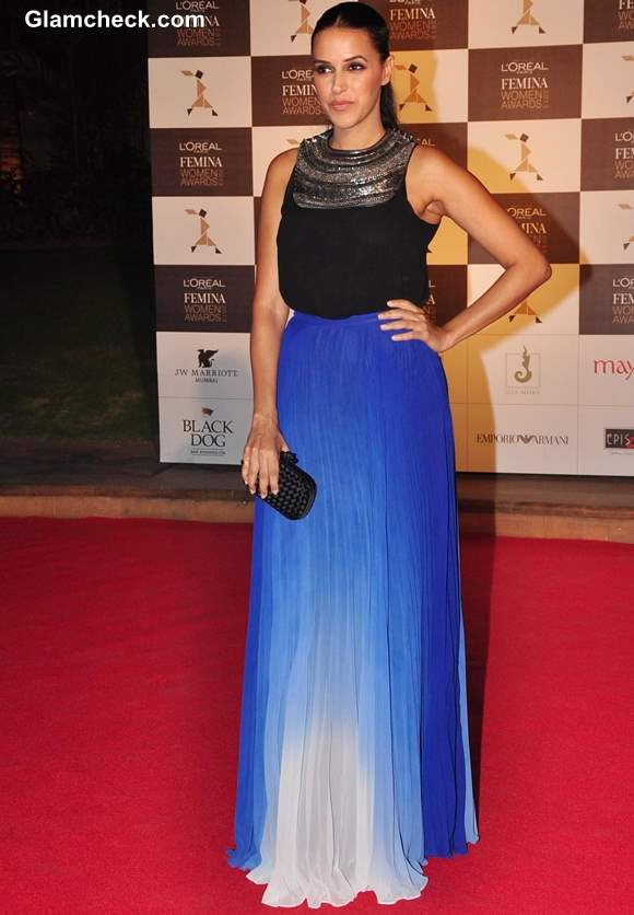 Neha Dhupia at 2013 LOreal Paris Femina Women Awards