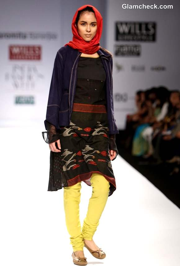Paromita Banerjee WIFW Fall-Winter 2013