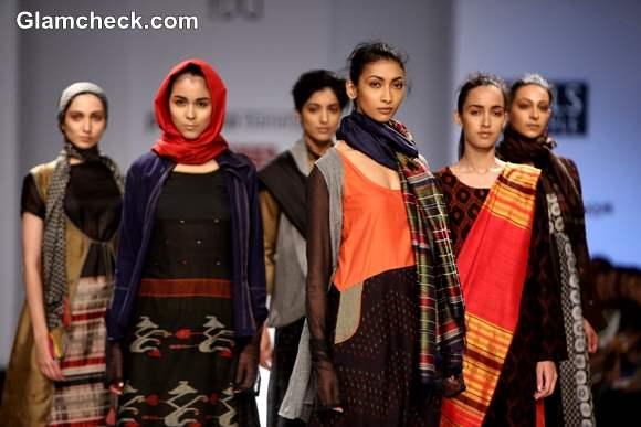 Paromita Banerjee at WIFW Fall-Winter 2013
