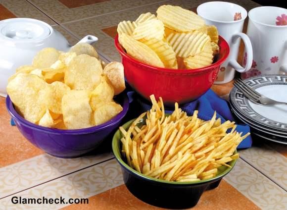 Potato Chips-Indian snacks