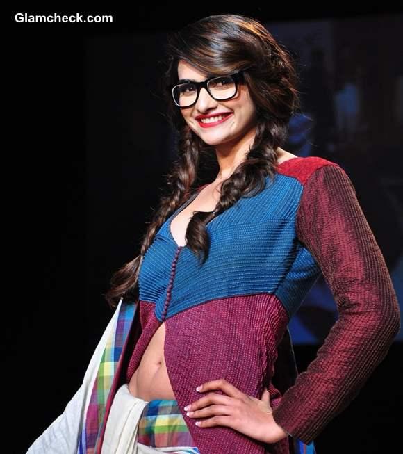 Prachi Desai Lakme Fashion Week Summer-Resort 2013