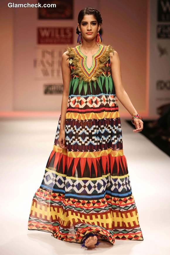 Preeti S Kapoor collection WIFW Fall-Winter 2013