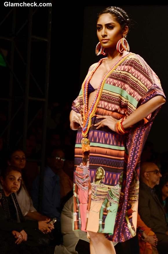 Preeti S Kapoor show WIFW Fall-Winter 2013