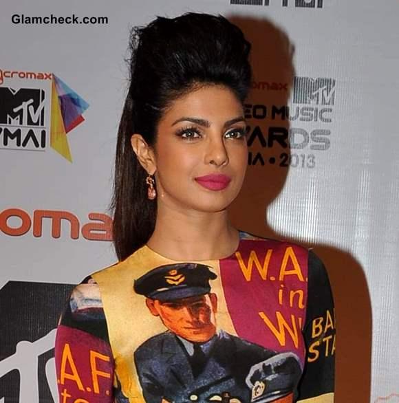 Priyanka Chopra 2013 MTV Video Music Awards India