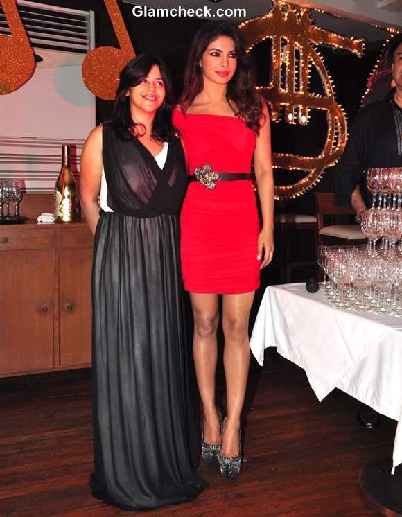 Priyanka Chopra Launches Shootout at Wadala Item Number