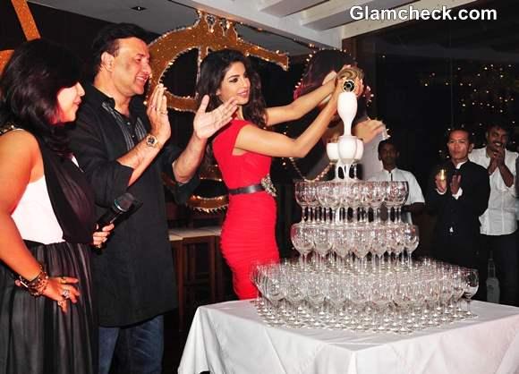 Priyanka Chopra launches song Babli Badmaash