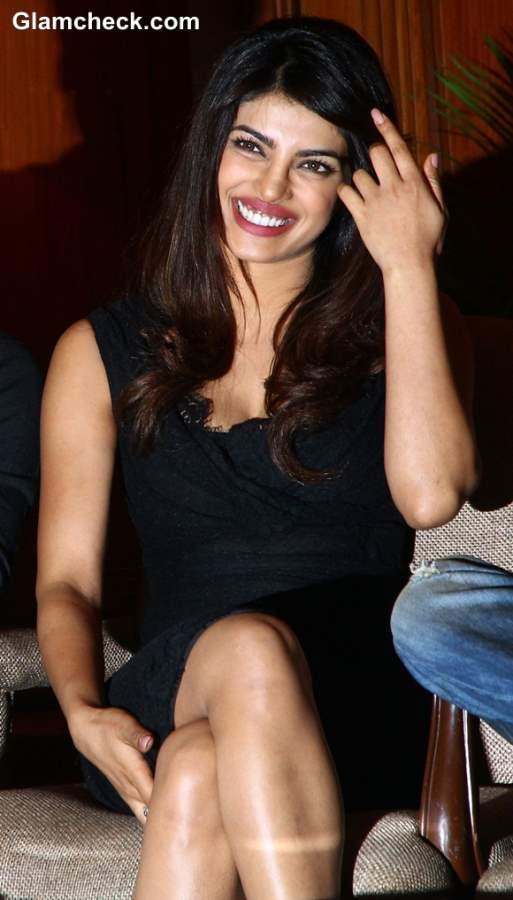 Priyanka Chopra promotes Gunday in Kolkatta