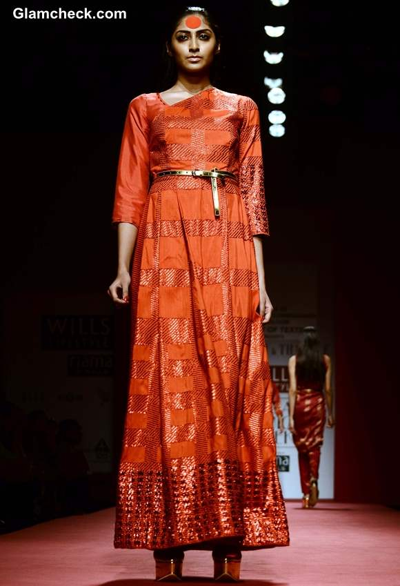 Shaadi Redux by Abraham Thakore at WIFW Fall-Winter 2013