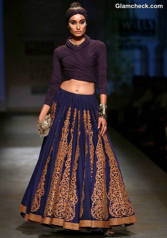 Shantanu Nikhil Collection Wills Lifestyle India Fashion Week Fall-Winter 2013