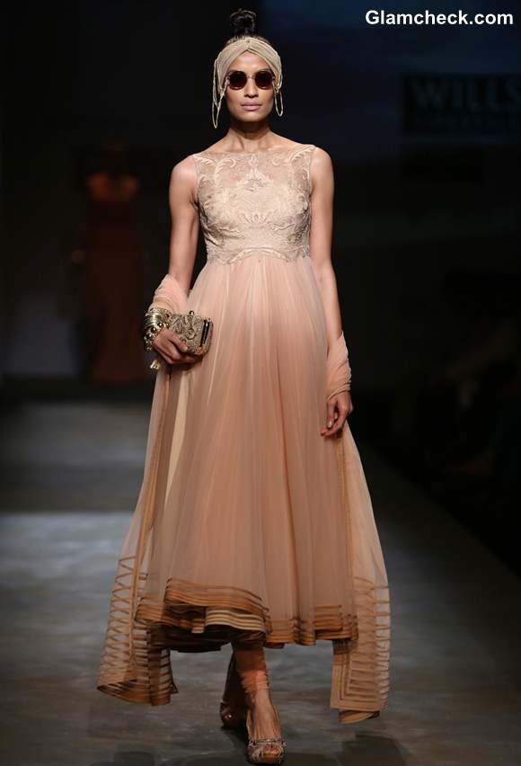 Shantanu Nikhil at Wills Lifestyle India Fashion Week Fall-Winter 2013