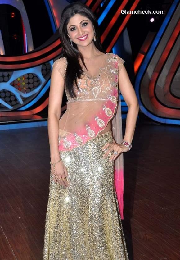 Shilpa Shetty grand finale nach baliye season 5