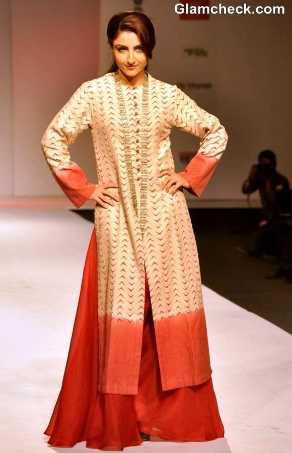 Soha Ali Khan for Sunita Shanker at North East Fest 2013