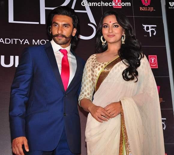Sonakshi Sinha at Lootera Trailer Launch