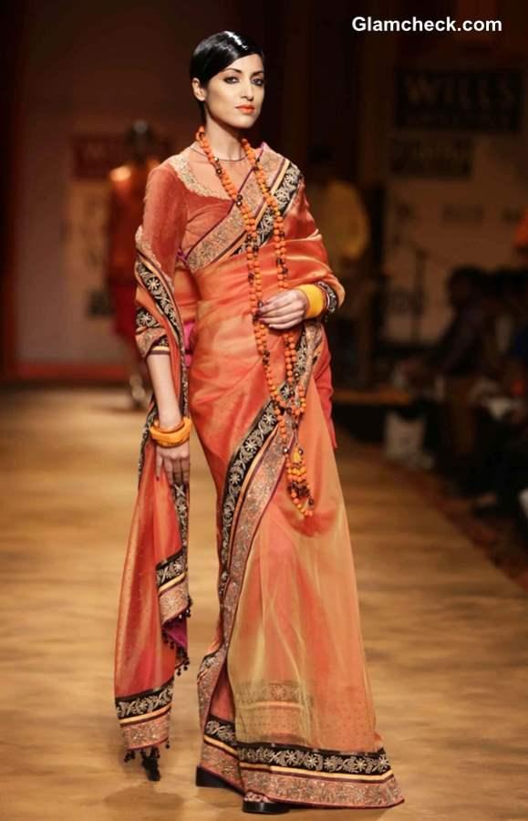Tarun Tahiliani at Wills Lifestyle India Fashion Week Fall-Winter 2013