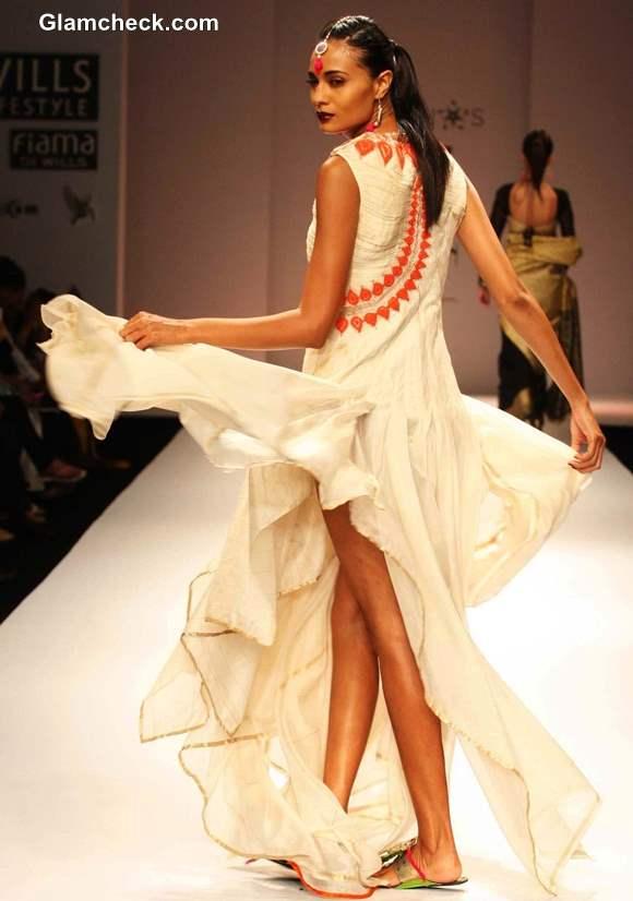 Vaishali S at WIFW Fall-Winter 2013