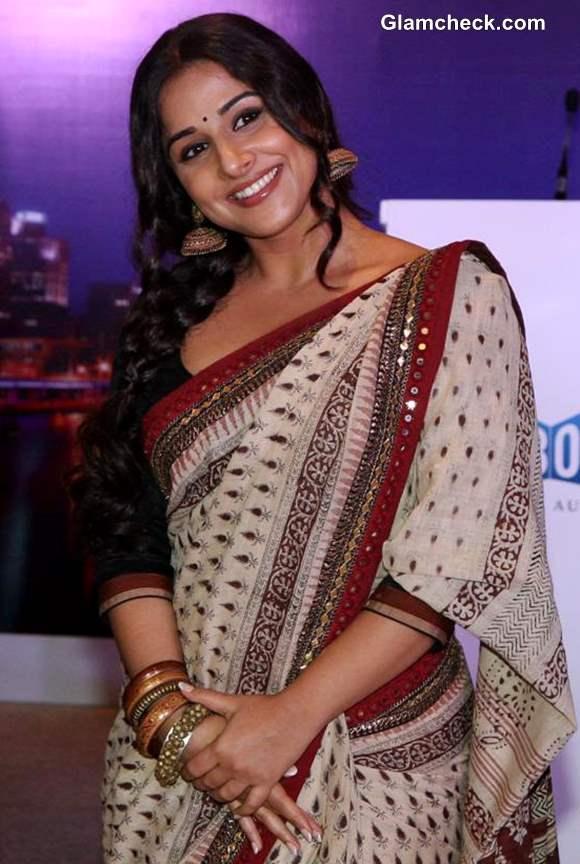 Vidya Balan at Indian Film Festival of Melbourne 2013