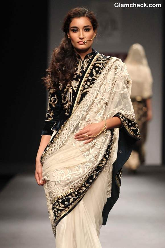 Vineet Bahl at Wills Lifestyle India Fashion Week Fall-Winter 2013
