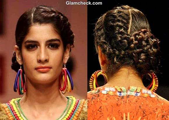WIFW Fall-Winter 2013 Hairstyle trend by Preeti S Kapoor