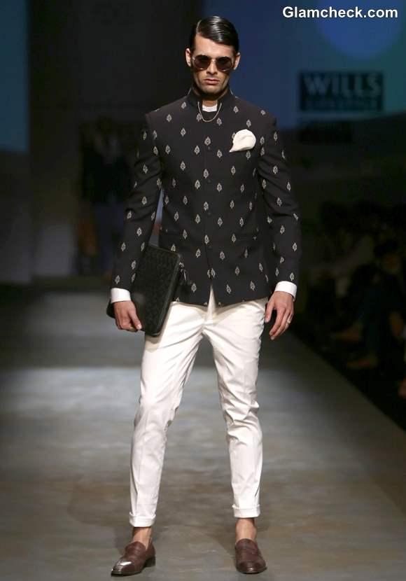 WIFW Fall-Winter 2013 Mens collection Shantanu Nikhil