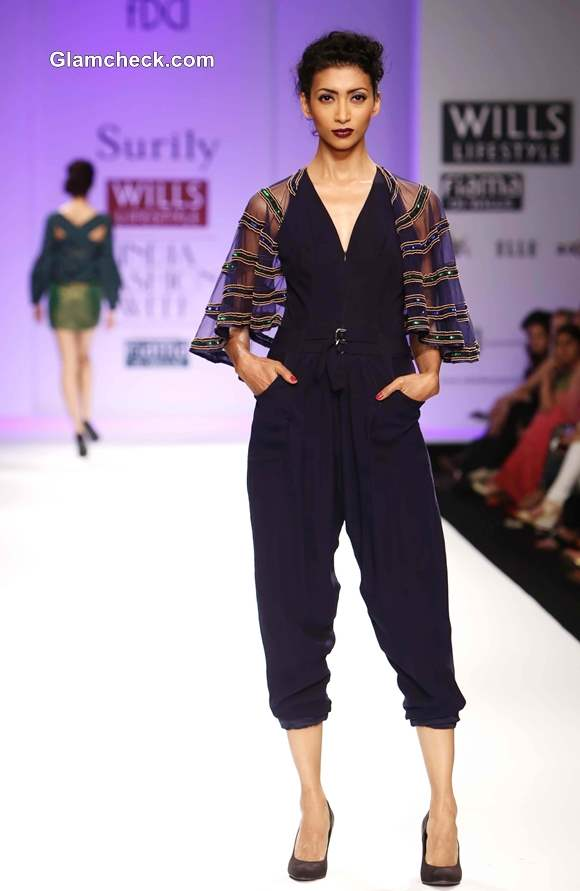 WIFW Fall-Winter 2013 Surily Goel Collection