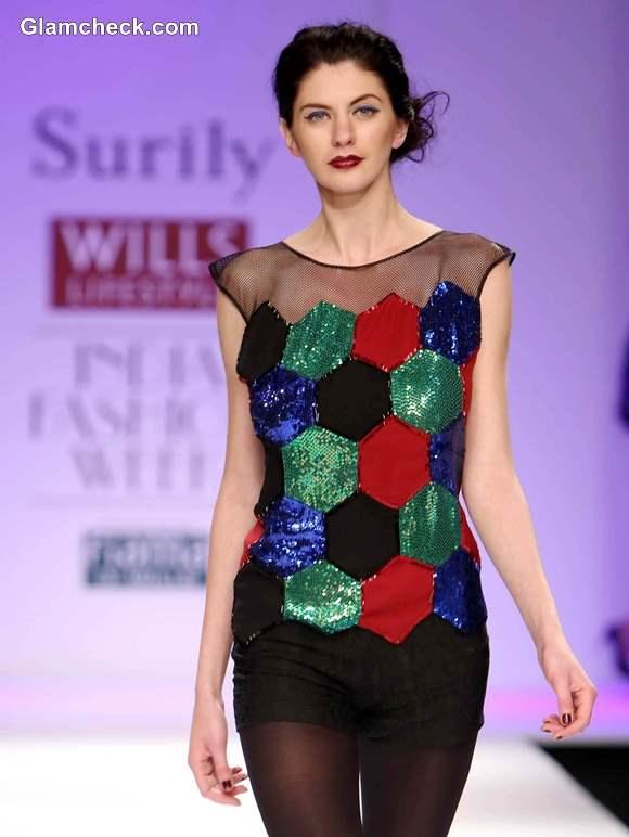 WIFW Fall-Winter 2013 Surily Goel