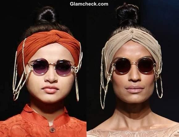 WIFW Fall-Winter 2013 accessories trend Shantanu Nikhil