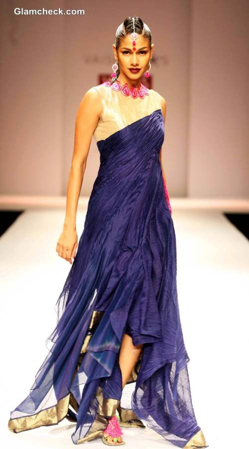 WIFW Fall-Winter 2013 collection by Vaishali S