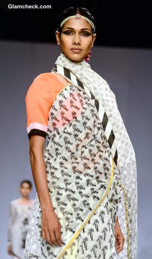 Wills Lifestyle Fashion Week Fall-Winter 2013 Anupama Dayal-day 1